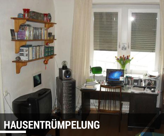 Hausentrümpelung Wien