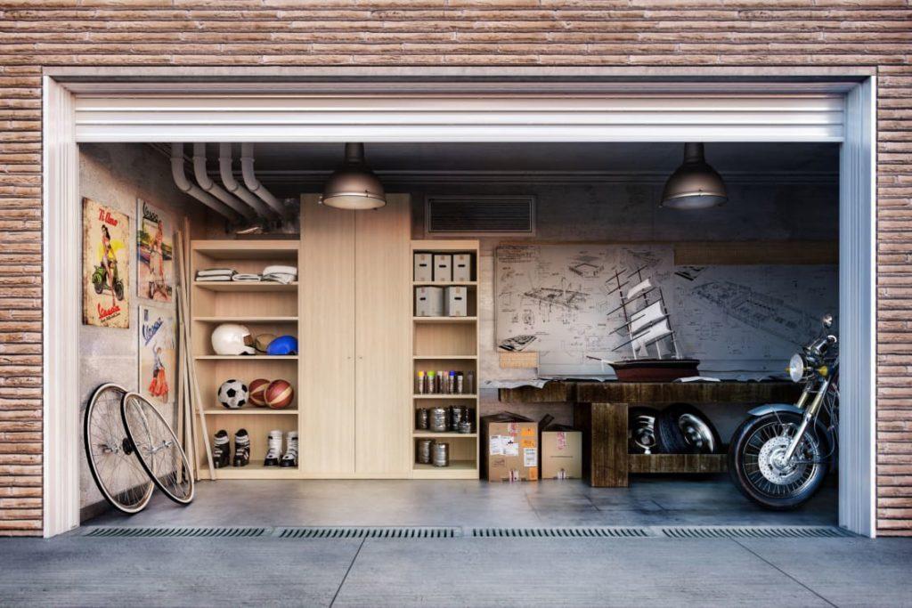 garagenentrümpelung